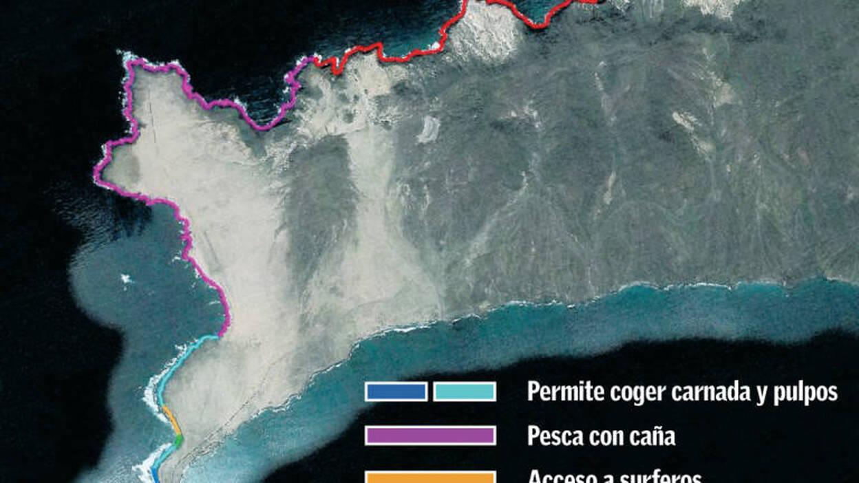 La Punta De Jandía Vuelve A Abrirse A La Pesca Con Caña Canarias7