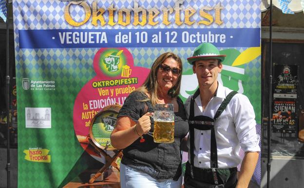 Imagen de archivo de la celebración del oktoberfest. / ARCADIO SUÁREZ